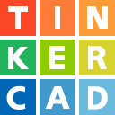 Tinkercad, the free, online 3D design and 3D printing app.